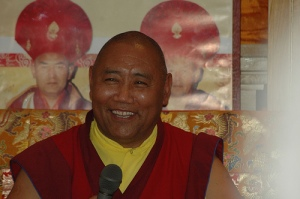 Venerable Khenchen Rinpoche, Konchog Gyaltsen