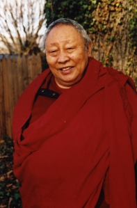 Geshe Jampel Thardo, Gelugpa lama for C'ville, from 1983 - 2008