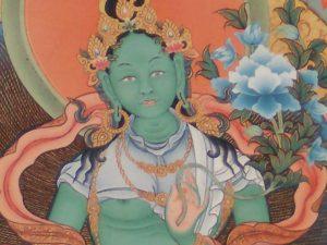 Green Tara (Drol Jang)