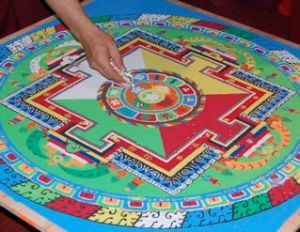 Dissolution of the Mandala