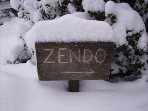 Where is the Zendo?