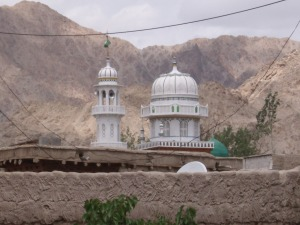 The main mosque of Leh, near the market