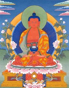 Amitabha Buddha, of Boundless Light