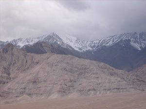 Great view from Stakna (and Tikse) gompa, Ladakh, India