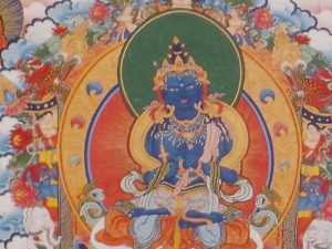 The Kind Root Lama, Vajradhara (Dharmakaya)