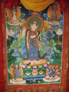 Achi Chokyi Drolma, Lama House, Frederick, Md