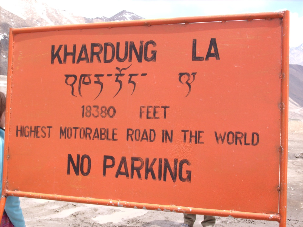 Pilgrimage to Ladakh - Kardung la Pass (2/6)