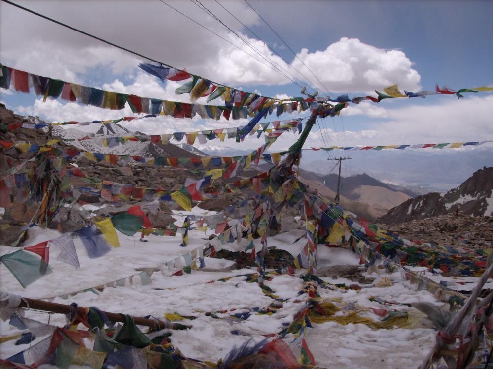 Pilgrimage to Ladakh - Kardung la Pass (5/6)