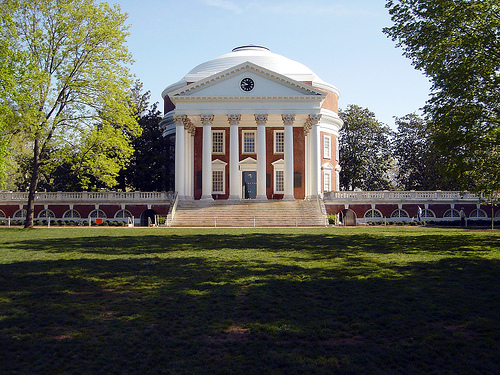 Four Years at UVA, I learned...