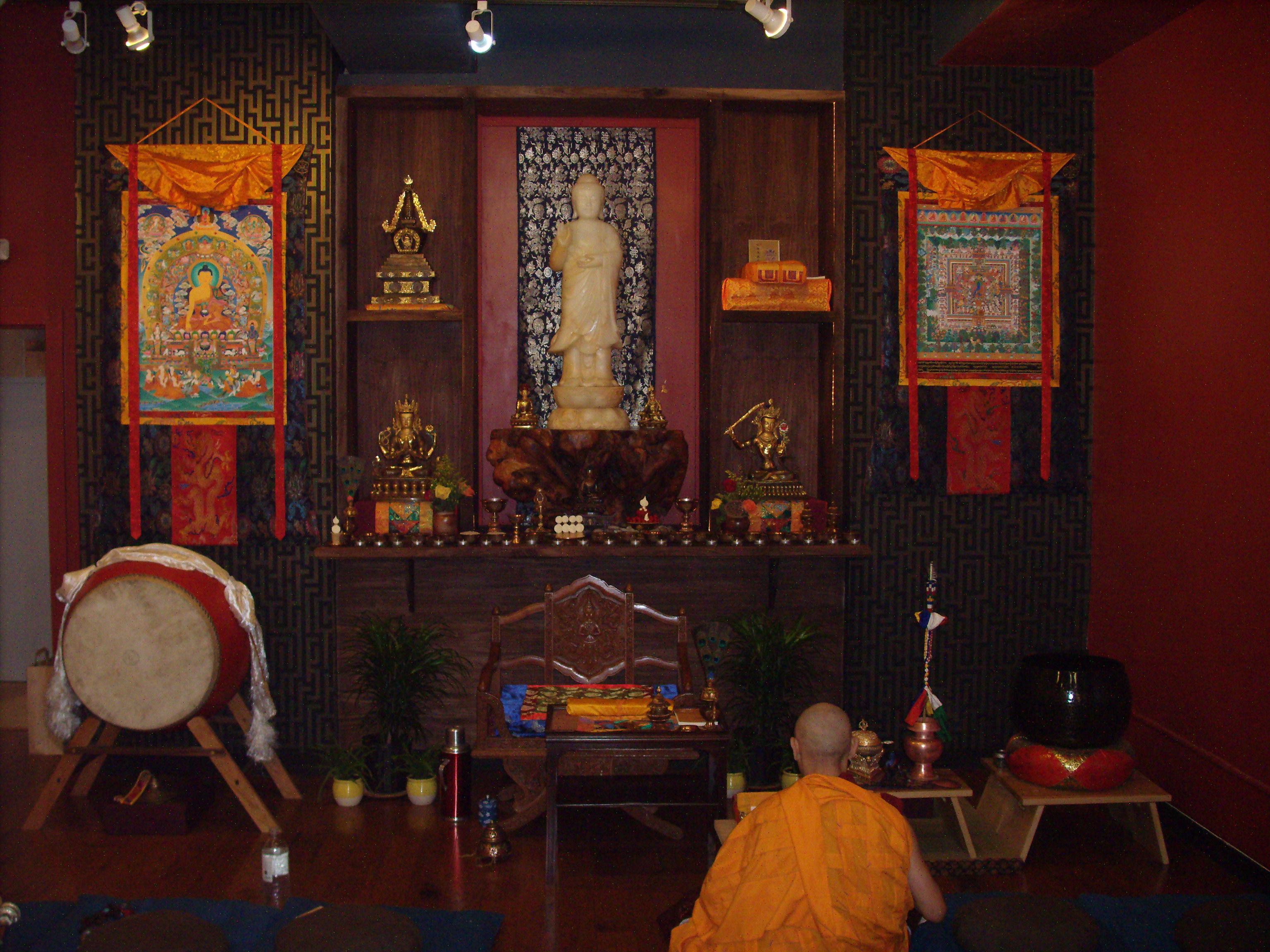 buddhism asheville