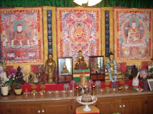Tashi Choeling Shrine