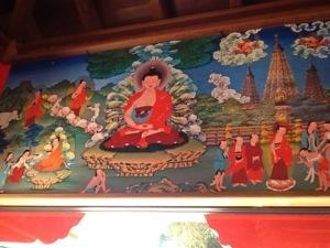 Wish fulfilling temple at LMB (2/6)