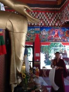 Wish fulfilling temple at LMB (3/6)